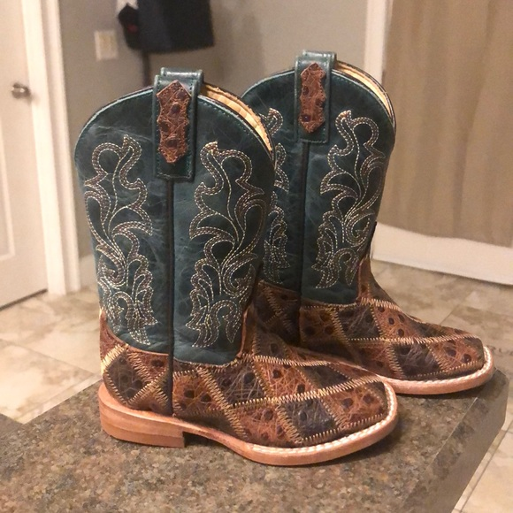 ecaade264c0 Anderson Bean Boot Company (Toddler Size 6)